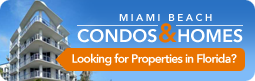 Miami Beach Condos, Miami Beach Homes